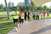 BULGARISTAN - Manisalılar 'Sağlık İçin Spor' Yapıyor