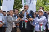 HACI BAYRAM-I VELİ - Memur-Sen Teşkilatlarından Kudüs Açıklaması
