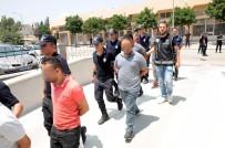 SUÇ ÖRGÜTÜ - Mersin'de Haraç Operasyonu Açıklaması 11 Gözaltı