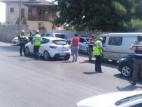 FARKıNDALıK - Mersin'de 'Türkiye Trafik Güvenliği Denetimi'