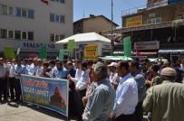 MESCİD-İ HARAM - Mescid-İ Aksa'nın İbadete Kapatılmasına Bitlis'ten Tepkiler