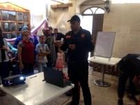 İTFAİYE MÜDÜRÜ - Meslek Edindirme Merkezindeki Bayanlara Yangın Eğitimi