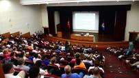 İNİSİYATİF - MEÜ'de 15 Temmuz Darbe Girişiminin Ülke Ekonomisine Etkileri Anlatıldı