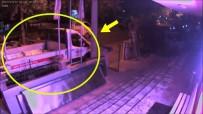 DEPREM ANI - Milas'ta Deprem Anı Güvenlik Kameralarında