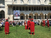MİMAR SİNAN - Mimar Sinan, Vefatının 429'Uncu Yılında Fatih'te Anıldı