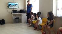 Miniklere 'Doğal Afet Eğitimi'