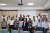 İSTANBUL VALİSİ - Muhtarlara 112 Acil Çağrı Anlatıldı