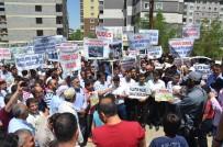 SİYASİ PARTİ - Muş'ta 'Mescid-İ Aksa' Protestosu