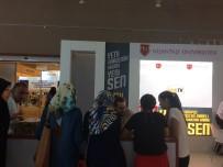 MÜHENDISLIK - Nişantaşı Üniversitesi İzmirli Öğrencilerle Buluştu