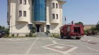 İŞ GÜVENLİĞİ UZMANI - OSB'de Acil Durum Tatbikatı Yapıldı