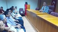 TÜRKIYE FıRıNCıLAR FEDERASYONU - Osmaniye'de Ekmek Üreticilerine Hijyen Eğitimi