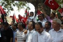 CENİN - Osmaniye'de İsrail Protesto Edildi