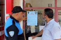 DÖVİZ BÜROSU - Osmaniye Polisinden Afişli Uyarı