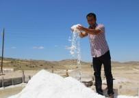 KÖMÜR MADENİ - Sivas'tan İspanya'ya Doğal Kaynak Tuzu