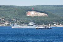 KARADENIZ - Rus Çıkarma Gemisi Boğazdan Geçti