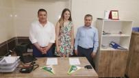 BELEDİYESPOR - Salihli Belediyespor'da Özşahan İmzayı Attı