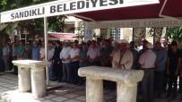 İSRAIL BAYRAĞı - Sandıklı'da Cuma Namazı Sonrası İsrail Protostosu
