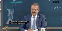 SANI KONUKOĞLU - SANKO Üniversitesi Rektör Vekili Prof. Dr. Dağlı Açıklaması