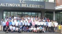 BELEDİYESPOR - Semih Turgut İçin Altınova'da Tören