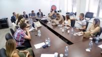 İNSAN TİCARETİ - Sırbistan'daki Polisler Göçmen Kaçakçılığı Ve İnsan Ticaretiyle Mücadelede Bilgilendirildi