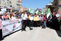 İNİSİYATİF - Sivas Ve Yozgat'ta İsrail Protestosu