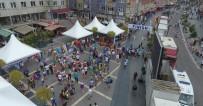 OLIMPIYAT OYUNLARı - Tekkeköy Sokakları Olimpiyat Müsabakaları İle Renklendi