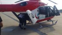 UZMAN ÇAVUŞ - Terör Gazisi Hava Ambulansı İle Ankara'ya Sevk Edildi