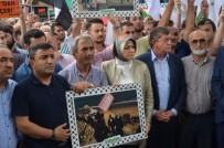 KEMAL ŞAHIN - Trabzon'da İsrail Protestosu