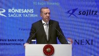 SAĞLIK HİZMETİ - 'Türkiye'yi Karalamaya Gücünüz Yetmez'