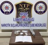 ALÜMİNYUM FOLYO - Uyuşturucu Operasyonunda 5 Kişi Gözaltına Alındı