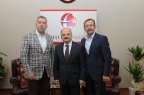 Vali Çakacak, Belediye Başkanlarının İyi Niyet Dileklerini Kabul Etti