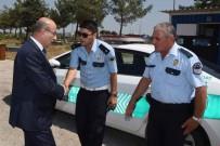 İNCIRLIK - Vali Demirtaş, İncirlik Polis Uygulama Noktasını Denetledi