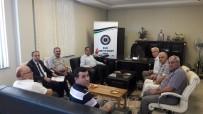 KİLİS VALİSİ - Vali Tekinarslan KİTSO'yu Ziyaret Etti