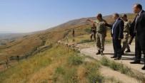 İSMAIL ŞAHIN - Vali Yıldırım'dan Mehmetçik'e Ziyaret