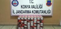 YOLCU OTOBÜSÜ - Yolcu Otobüsünde 640 Paket Kaçak Sigara Ele Geçirildi