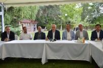 AK Parti'li Kaya Açıklaması 'Kongre Sürecimiz Devam Ediyor'