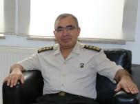 DARBE GİRİŞİMİ - Antalya İl Jandarma Komutanlığı'nda Görev Değişimi