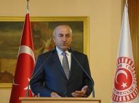 ÇAVUŞOĞLU - Bakan Çavuşoğlu'dan Telefon Trafiği