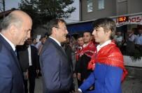 ÇAVUŞOĞLU - Başbakan Yardımcısı Çavuşoğlu Açıklaması 'Elbirliği İle Üzerimize Düşen Neyse Onu Yapacağız'