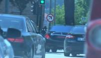 ÇAVUŞOĞLU - Başbakan Yardımcısı Çavuşoğlu Talimat Verdi, Şoförü Ve Eskortlar Trafik Kurallarına Uydu