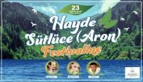 SÜTLÜCE - Başkan Demircan, Rize'de Düzenlenen Aron Festivali'ne Katılacak