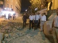 ŞEHİR İÇİ - Başkan Epcim'den Özbek'e Ziyaret