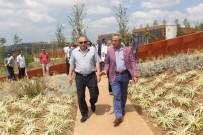 ESKIHISAR - Başkan Köşker, Bolu Belediye Başkanını Ağırladı