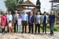 Başkan Saygılı Açıklaması 'Belediyecinin Asli Görevidir Yeşil Alanı Çoğaltmak'