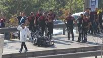 POLİS EKİPLERİ - Bayrampaşa'daki kazada şehit polis sayısı 2'te yükseldi
