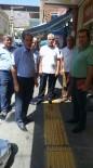 ZABITA MÜDÜRÜ - Bismil'de Temizlik Denetimi Yapıldı