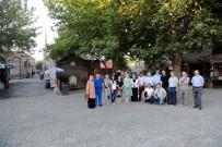 KAYNAR - Çerkez Basını Tarihi Talas'ı Gezdi