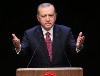 OLIMPIYAT OYUNLARı - Cumhurbaşkanı Erdoğan'dan tebrik telgrafı