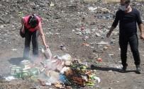 ET ÜRÜNLERİ - Diyarbakır'da 2 Ton Gıda İmha Edildi