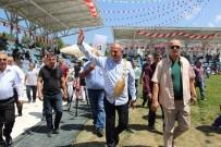 KALICI KONUTLAR - Düzce Çolak İsmail Atay Er Meydanı Törenle Açıldı